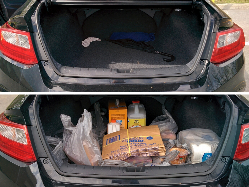 My Experience With Walmart Grocery Pickup  - BurlingtonParents